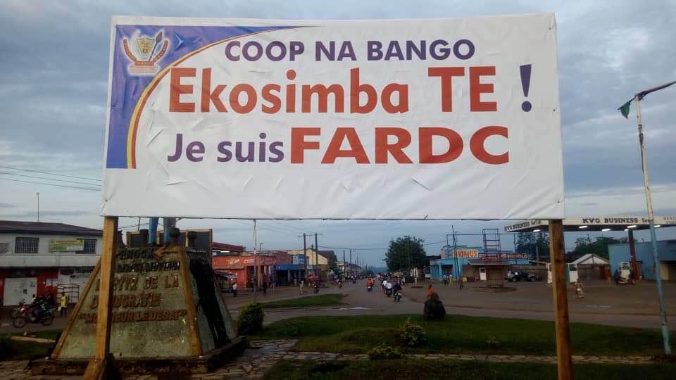 RDC/Beni : « Les FARDC ne peuvent pas fonctionner comme des organisations de la société civile » Prof Mughanda