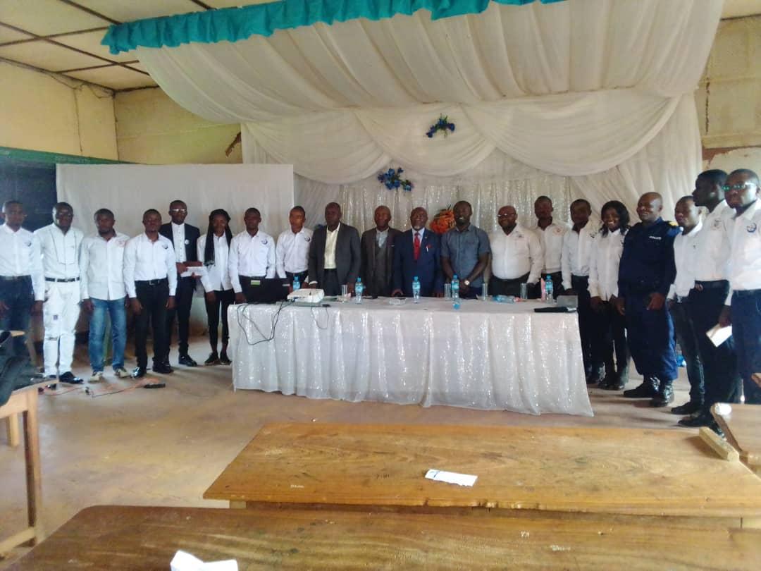 Butembo: la SONAS invite les étudiants à enregistrer leurs engins