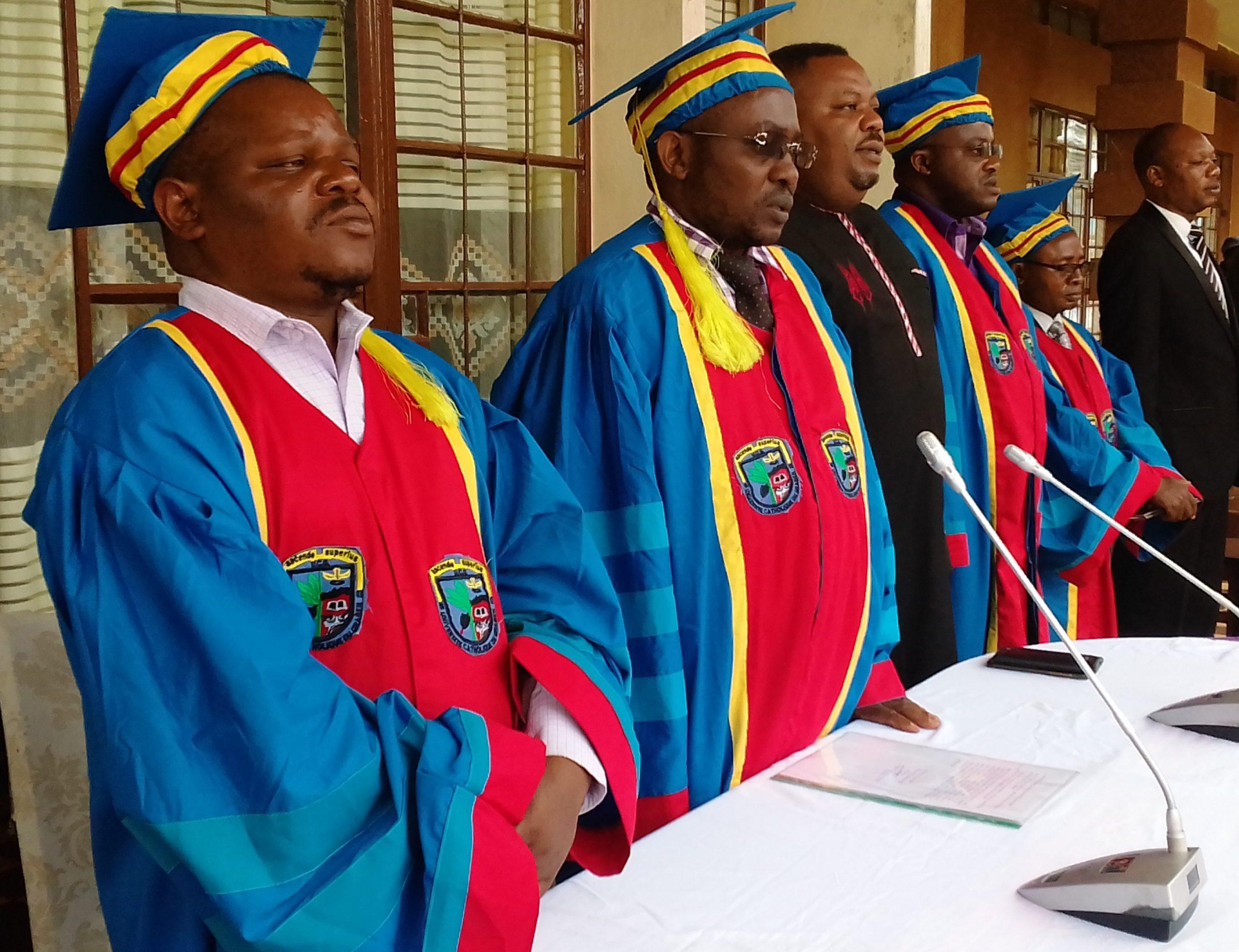 Nord-Kivu : « les Chefs de travaux et  assistants doivent poursuivre le troisième cycle », Prof Mughanda