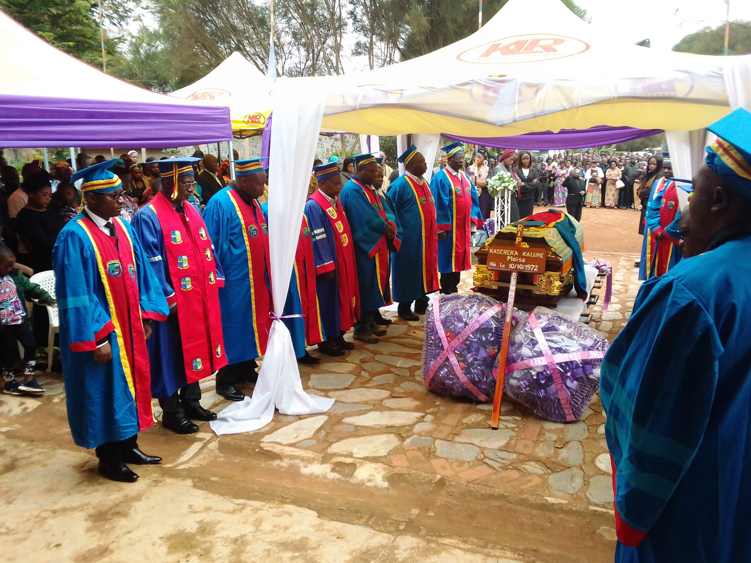 Muguga Cocktail MCL01 du Professeur Kasereka Kalume qui révolutionne le secteur de l'élevage en Afrique Centrale et de l'Est