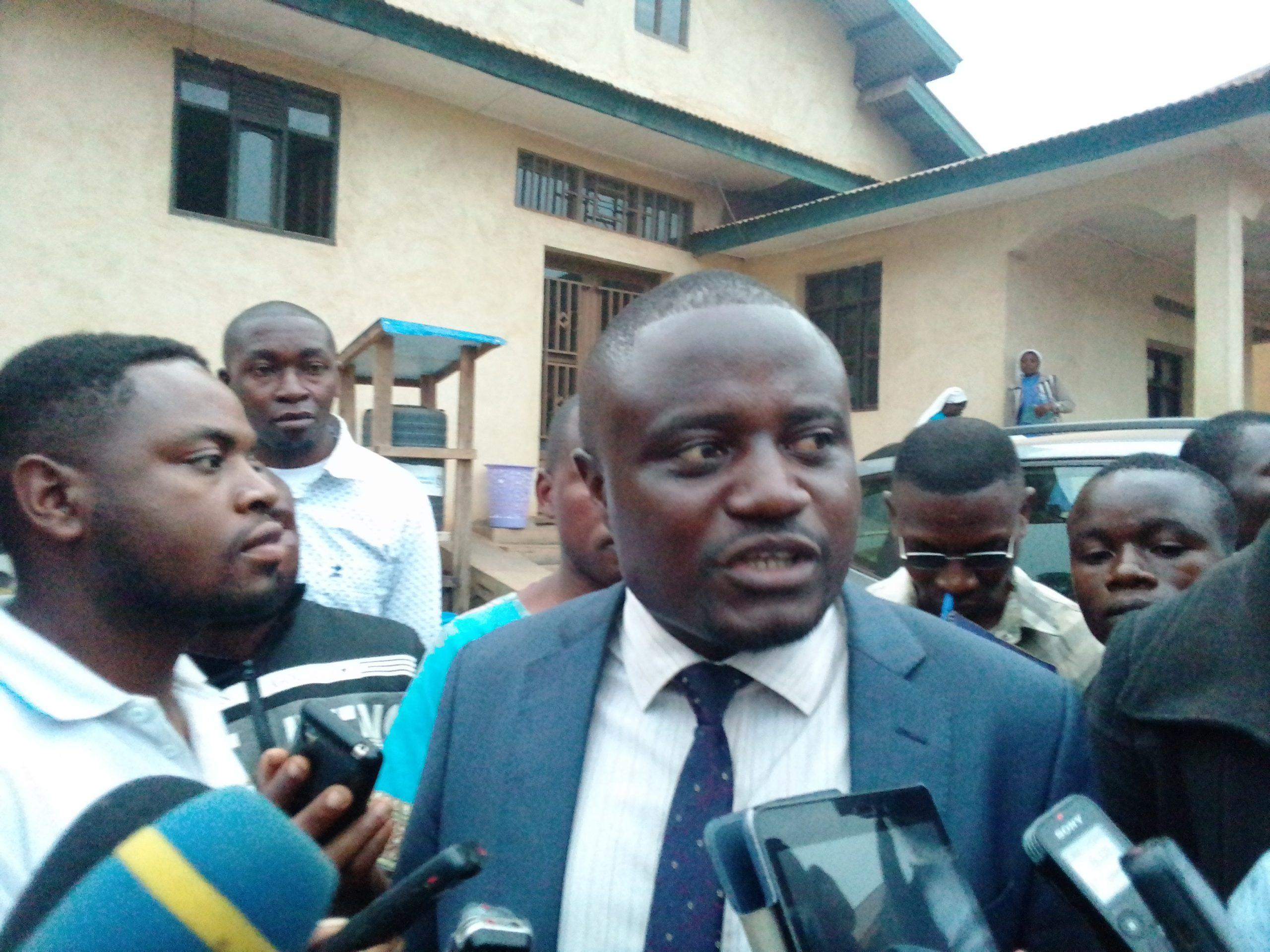 """Nord-Kivu: """"Celui qui tue à Beni n'est pas l'islamiste, c'est plutôt le balkanisateur, et tout le monde est d'accord"""", dit le député Muhindo Nzangi"""