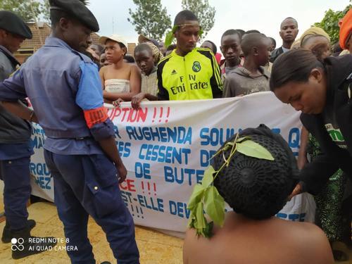 Nord-Kivu/Butembo : les victimes du déguerpissement de Rughenda demandent la mutation des certaines autorités jugées de passivité