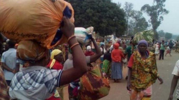 RDC/Ituri : les Maï-Maï à la base d'un déplacement de la population à Lwemba
