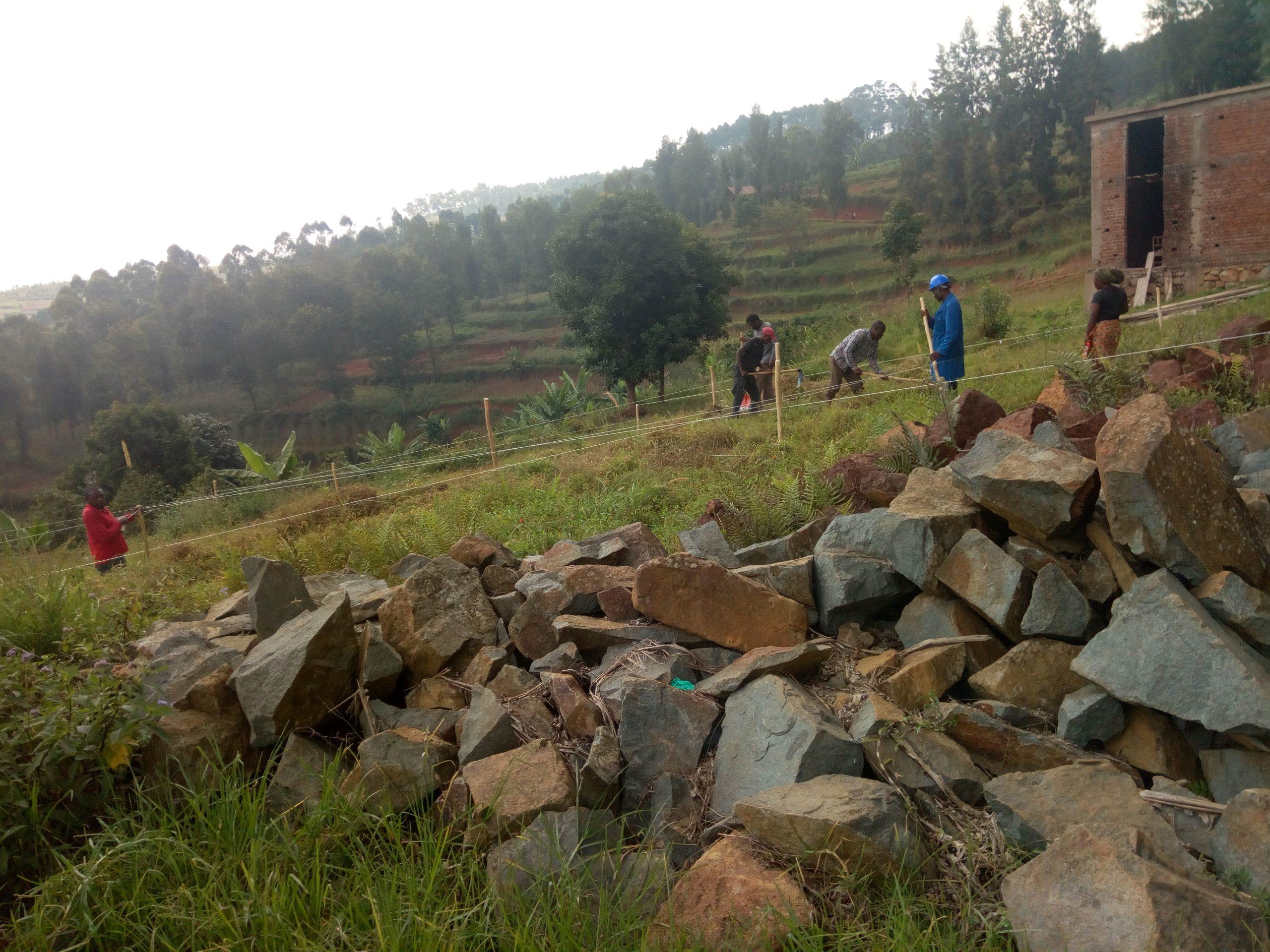 Butembo : Lancement des travaux de construction d'un bâtiment sur financement des anciens de l'UCG (Université Catholique du Graben)
