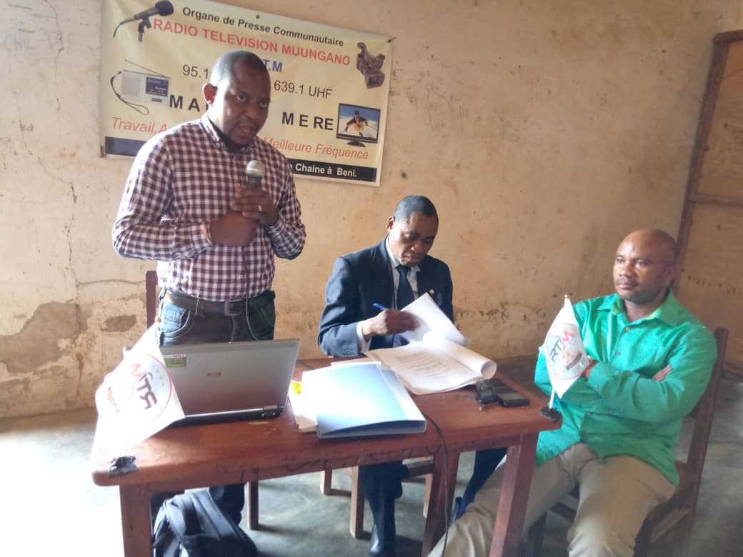 Butembo : Les diffuseurs des fausses informations ou de fake news devraient être traduits en justice, « CT Rashidi Amuri Kasongo »
