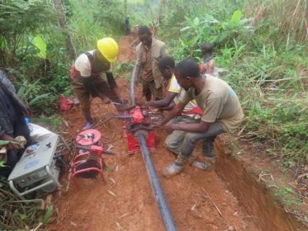 Nord-Kivu:Les tous  premiers diplômés d'Etat en plomberie de la  RDC proviendront de Butembo