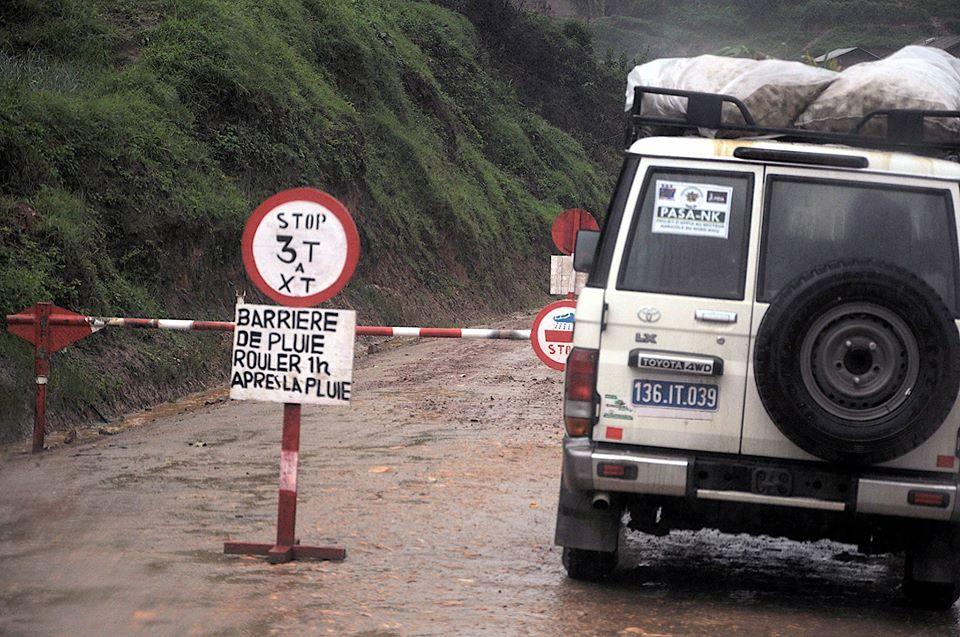 Butembo : Les conducteurs qui dépassent la deuxième barrière  à Lubero doivent  payer à l'aller et au retour (PDG Jerryson
