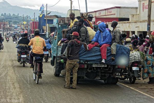 Butembo : Certains habitants pas d'accord avec la déclaration du maire sur les deux semaines sans cas d'insécurité