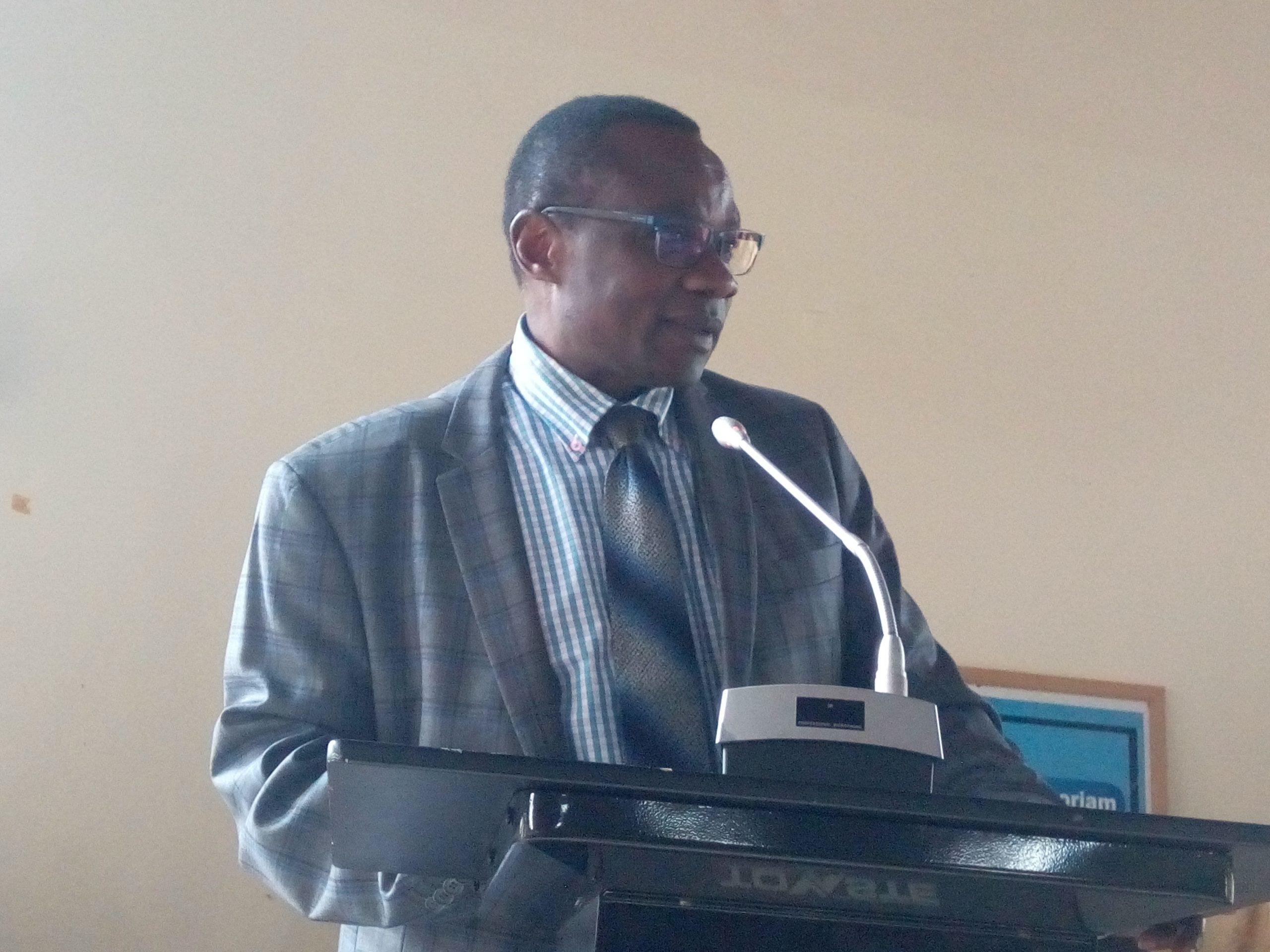 BUTEMBO/UCG : « les étudiants doivent faire de ce temps de confinement une opportunité d'approfondissement de la recherche» (Recteur)