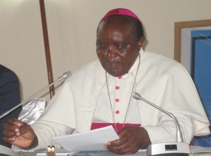 COVID-19 : Monseigneur l'Évêque de Butembo-Beni insiste sur le respect des bonnes pratiques pour lutter contre le coronavirus