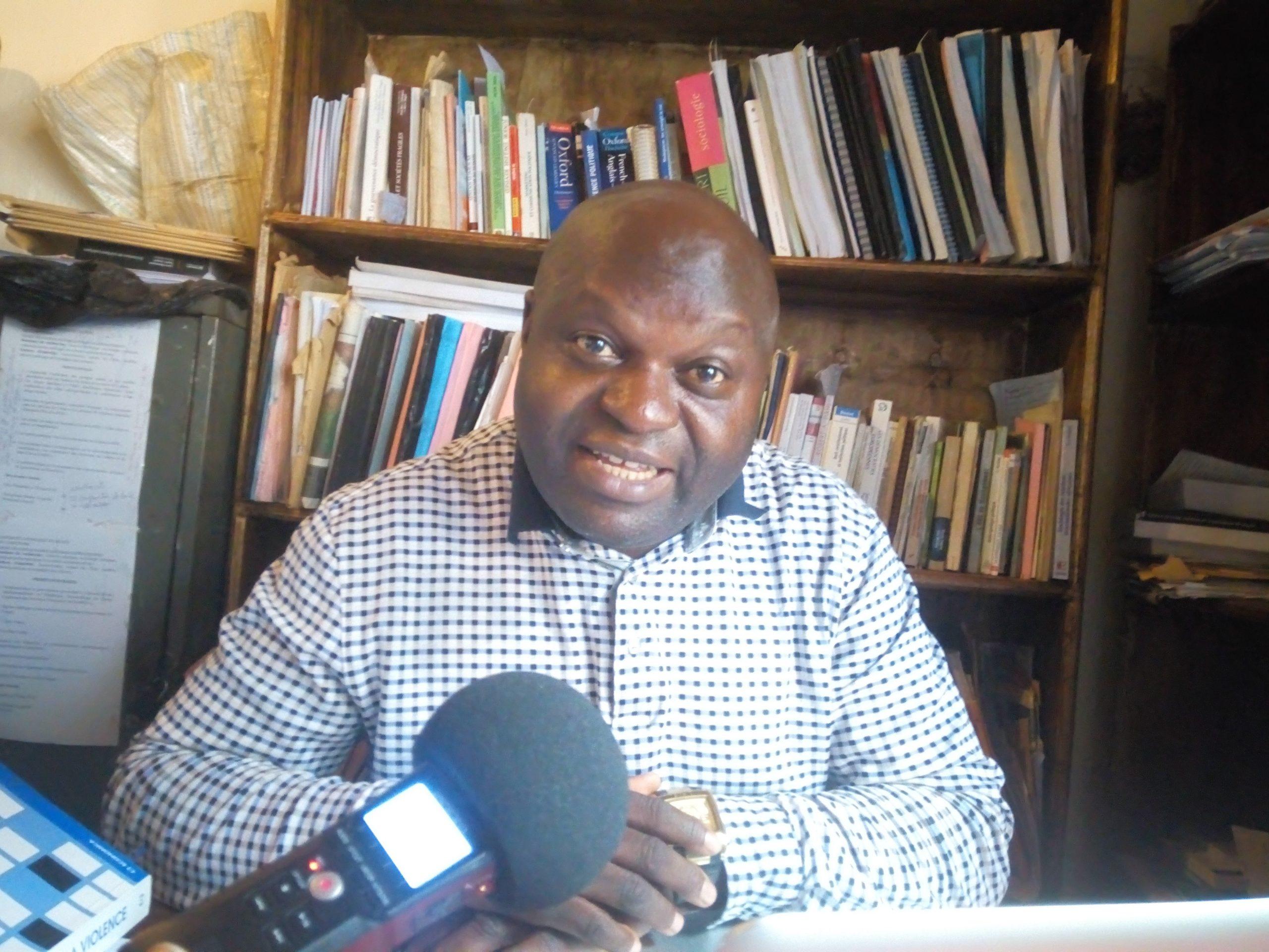 Nord-Kivu : Avec dix mois d'arriérés de salaire, il ne faut pas beaucoup attendre des députés (Prof Muhesi)