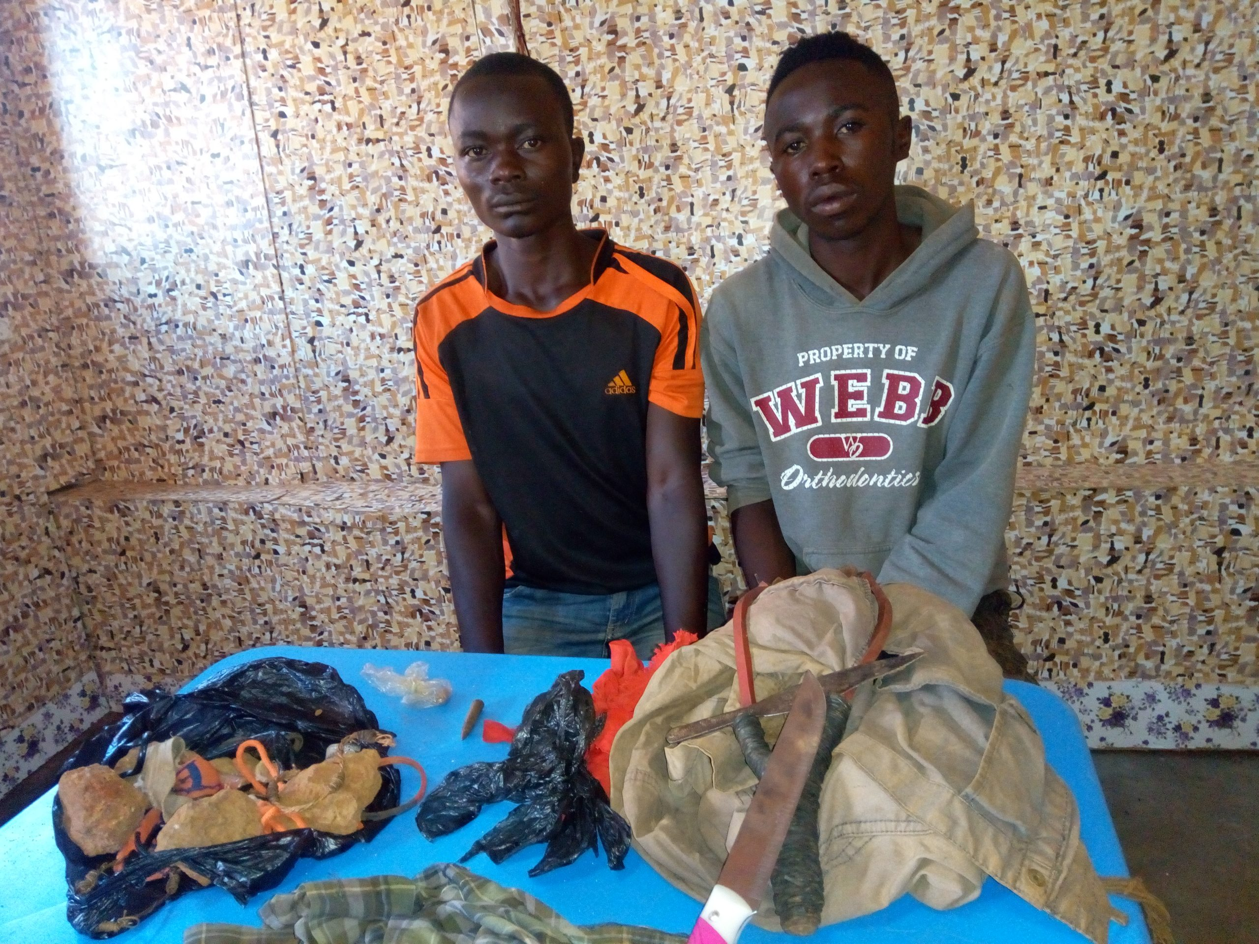 Butembo : Deux présumés miliciens, qui se réclament de la Véranda Mutsnga, arrêtés par les services de sécurité
