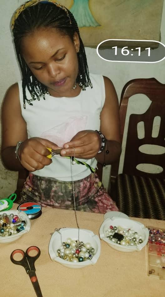 Butembo : Les jeunes filles appelées à exploiter leurs talents et non dépendre exclusivement de leurs copains  « Jocelyne Musavuli »