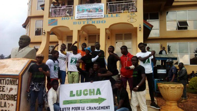 Butembo : Pour la LUCHA, il s'observe une légèreté dans la sécurisation de la population