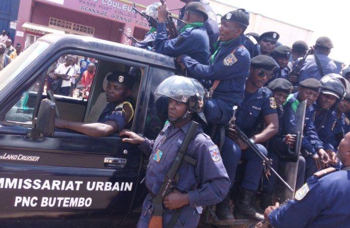 Nord Kivu : La police n'a qu'une jeep pour sécuriser plus  d'un millions    d'habitants de Butembo