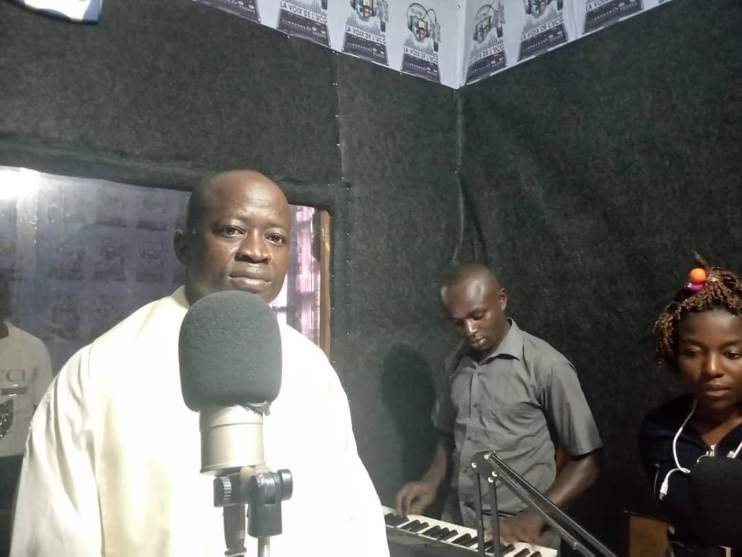 Butembo : La messe en Lingala sera désormais dite sur les ondes de La Voix de l'UCG dimanche soir