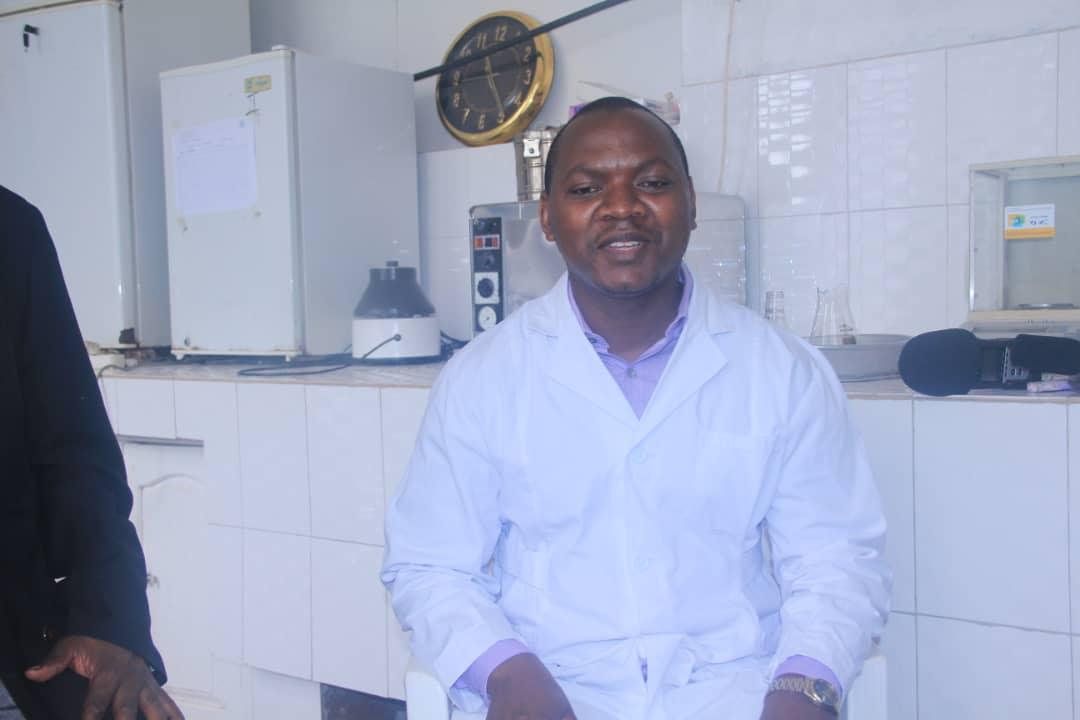 Butembo : Des produits laitiers  sont porteurs des germes suite à la mauvaise manipulation ( Eugène Mbayahi)