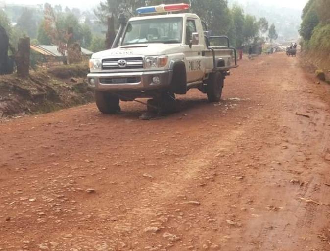 Butembo : la police réagit aux rumeurs sur les 63 pannes en 18 jours de  sa nouvelle   jeep dotation de Carly Kasivita
