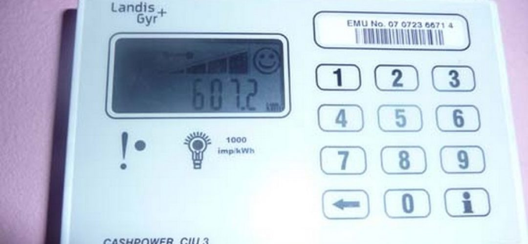 Butembo : La Société Civile plaide pour la suppression des frais de location mensuelle du compteur du cash power par ENK