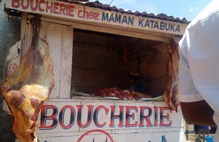 Butembo/Covid-19 : Le Kg de la viande rouge a  franchi le cap de 10 000FC sur le marché