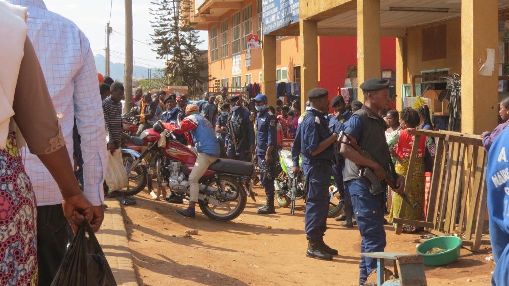 Butembo : des conducteurs des taxis saluent l'opération de démantèlement des parkings et marchés pirates