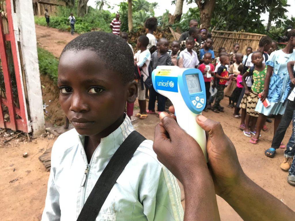 Butembo-Education : Difficile de respecter les mesures barrières faute des moyens financiers
