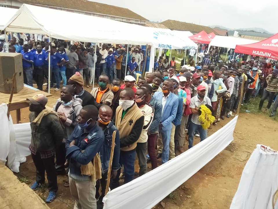 Butembo : L'ATAMOV n'avait enregistré que 4 décès sous Ebola et espère mieux se protéger contre covid_19