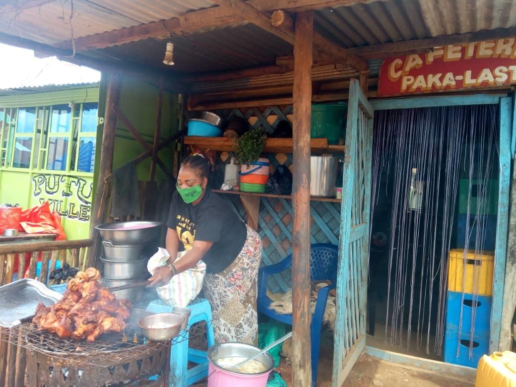 Butembo : méfiez-vous  des grillades de porc, elles portent des germes nocifs pour la santé (Résultats Recherches  Agronomie  UCG)