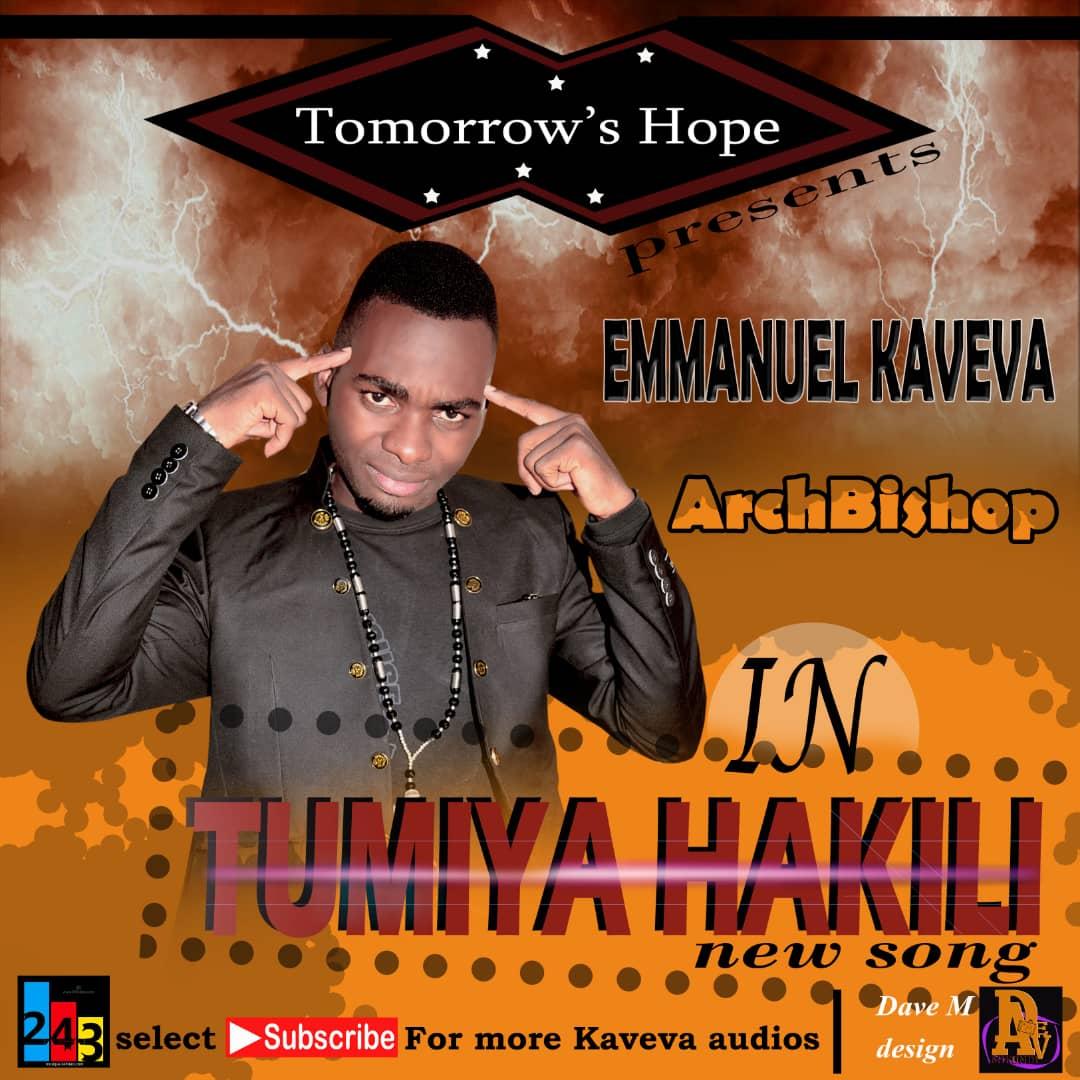 Butembo : Emmanuel Kaveva, un  enseignant d'anglais qui fait le rap engagé
