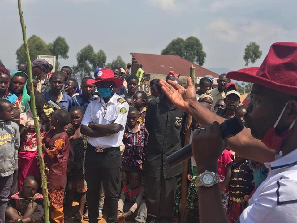 Nord-Kivu : « Pour ceux qui ne  m'ont pas bien compris, je demande pardon » (Promesse Matofali)