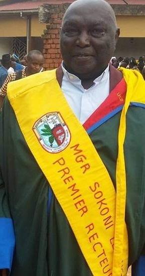Butembo :Décès de Monseigneur Sokoni , l'université dont il est premier recteur a prié pour le repos de son âme