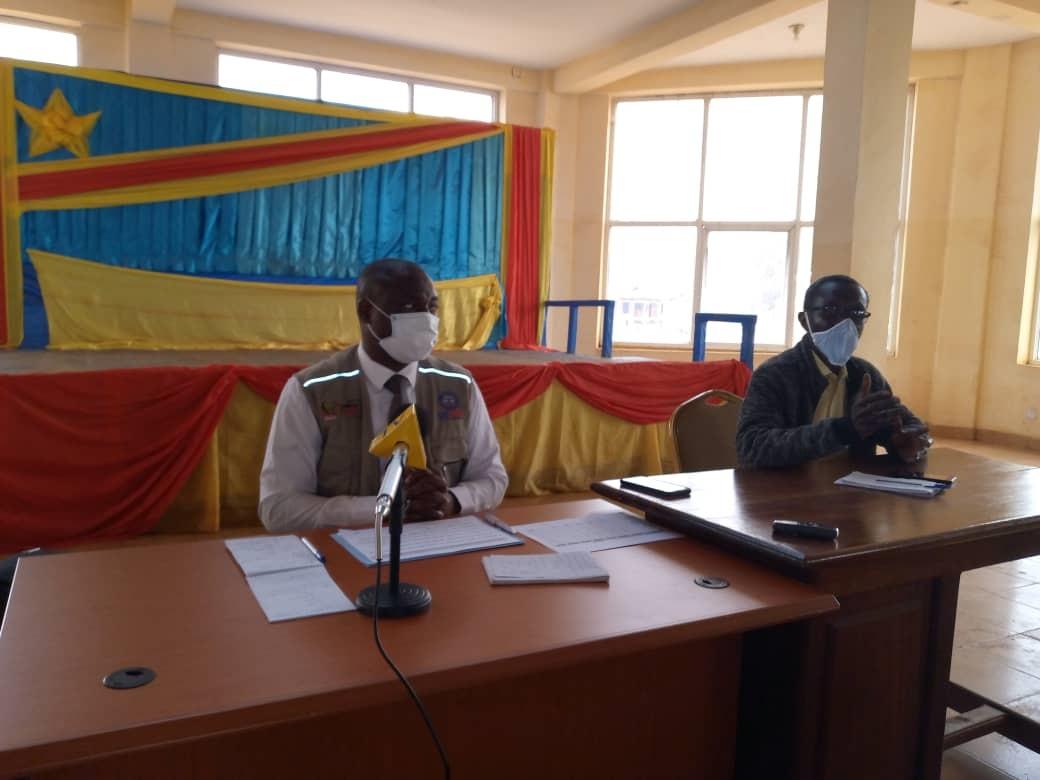 Covid-19 : Notification épidémiologiques journalières, le Nord-Kivu détrône Kinshasa (MinProv Santé)