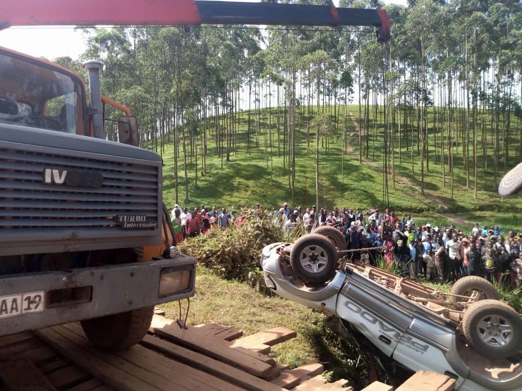 Butembo : Le pont de Vusenzera figure parmi les ouvrages à construire par le gouvernement provincial