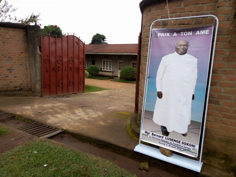 Décès de Monseigneur Sokoni : les paroissiens de Vulema rendent hommage à l'un des pionniers de leur paroisse