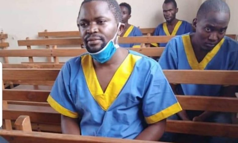 Nord-Kivu : première audience de Jimmy Nziali à la prison de Munzenze à l'absence du prévenu