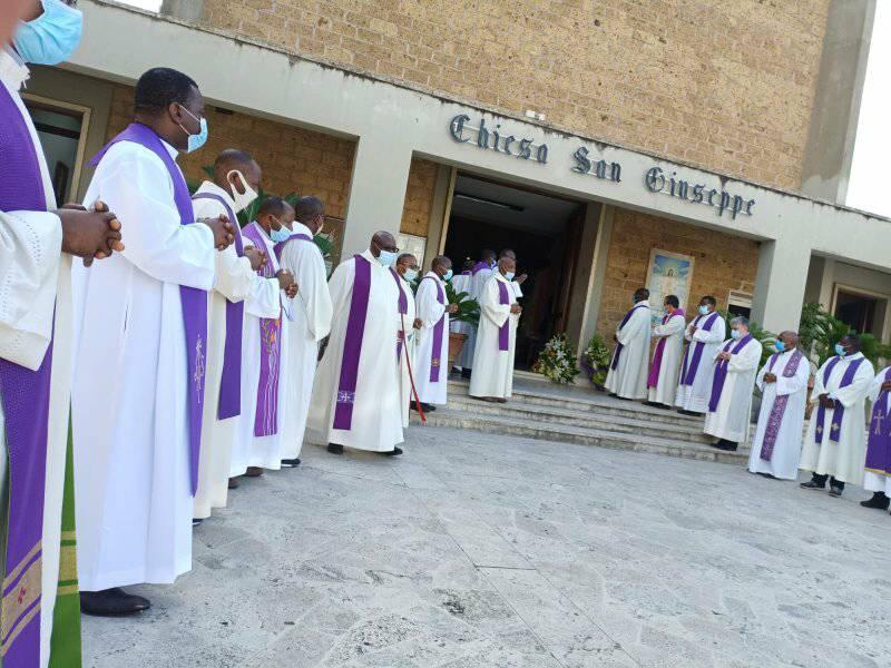 Butembo-Beni : hommage mérité  à Monseigneur Mwanampenzi Emmanuel