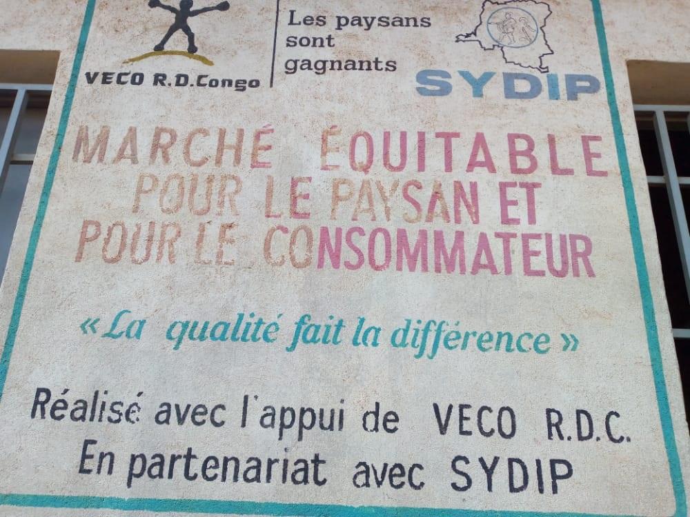 Butembo : LE SYDIP anime un marché équitable pour améliorer le revenu des paysans agriculteurs