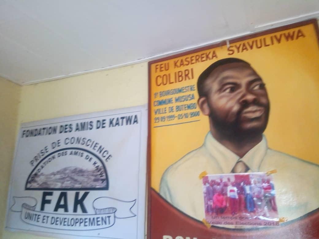 Butembo : 20 ans après,  les auteurs de l'assassinat de ColibriSyavulivwa, premier  bourgmestre élu deMususa, restent impunis