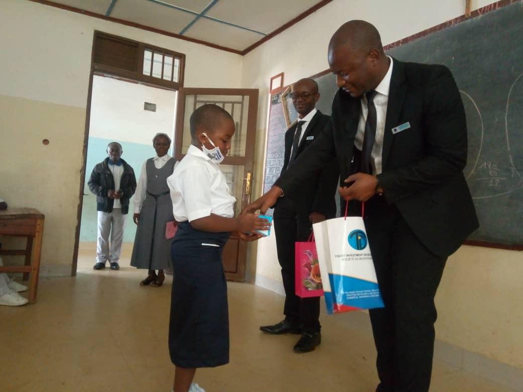 Butembo : la Société de microfinance TID offre des nouvelles opportunités aux écoles pour se relever des effets de la Covid-19