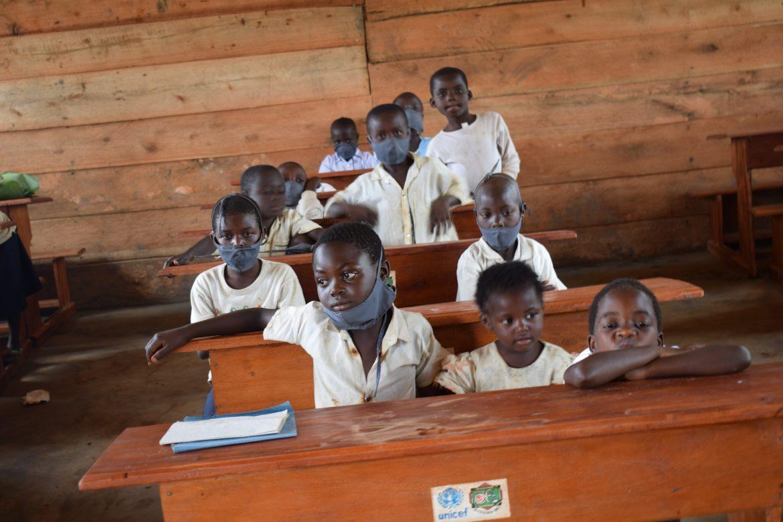 Nord-Kivu : 25% d'accroissement des effectifs, les écoliers payent 2000 FC l'année grâce à la gratuité de l'enseignement de base à l'EP Kabasha