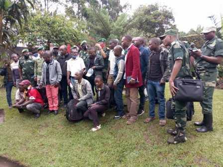 Butembo : 24 groupes armés représentés dans une séance de travail pour parler démobilisation et paix