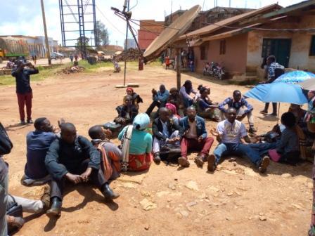 Butembo/Seet-in du SYECO : Les enseignants demandent au gouvernement de ne pas favoriser l'exode rural dans le secteur éducationnel par la disparité salariale