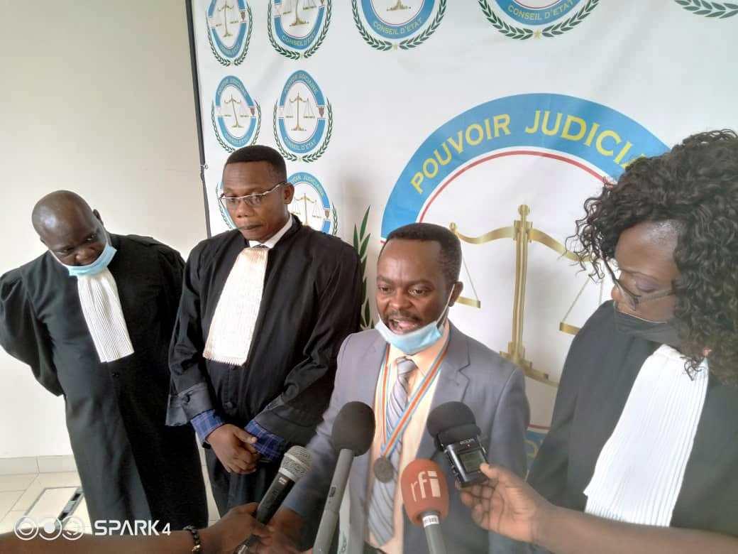 Nord-Kivu : Le député national Tembos Yotama vient de saisir le Conseil d'Etat POUR l'abrogation du décret-loi conférant le statut de commune à l'agglomération de Minembwe