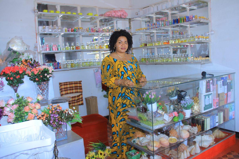 Butembo : ouverture de la première parfumerie de luxe et accessible à toutes les bourses