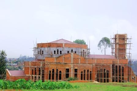 UCG: les fidèles invités à soutenir davantage  les travaux de construction de l'église paroissiale