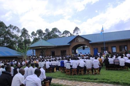 Butembo : une école franciscaine ouvre la rare  section de pétrochimie