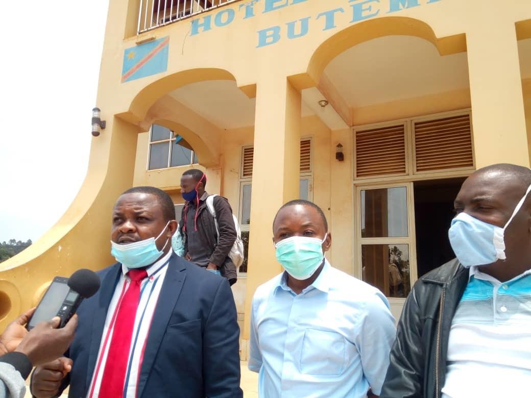 CRISE FCC-CACH : C'est au camp de Kabila  que profiterait la  dissolution de l'Assemblée Nationale (Me Jimmy Peruzi ) )