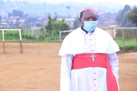 Butembo-Beni /tueries des civils : trop c'est trop dit Mgr l'évêque dans son message de l'Avent