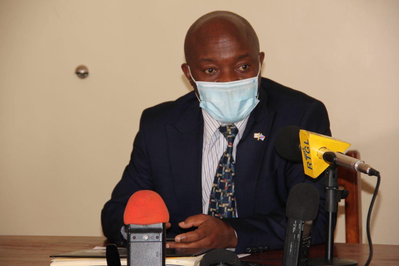 Nord-Kivu : flambée des cas de Covid-19 dans les pays voisins, la vigilance doit être de mise (Min. Prov. Santé)