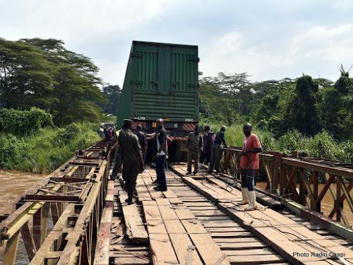 Nord-Kivu :l'étude de faisabilité du projet d'asphaltage de la route Beni-Kasindi est en cours (DOT SERVICES LIMITED)